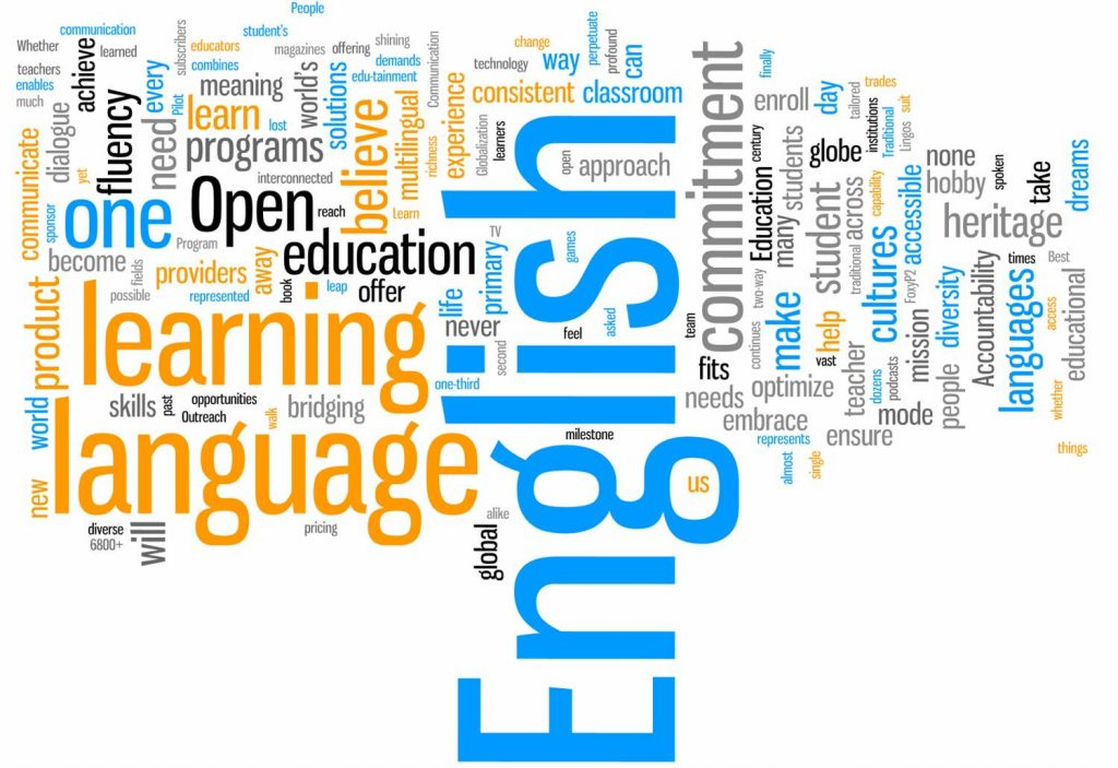 эффективное изучение английского языка