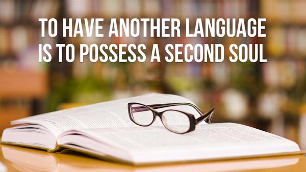 Ваш уровень владения языком.