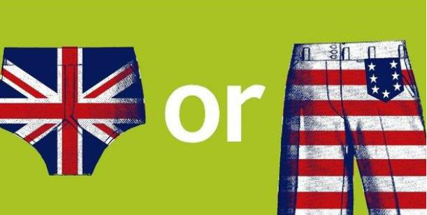 Чем отличаются американский и британский английский? - Английский Язык