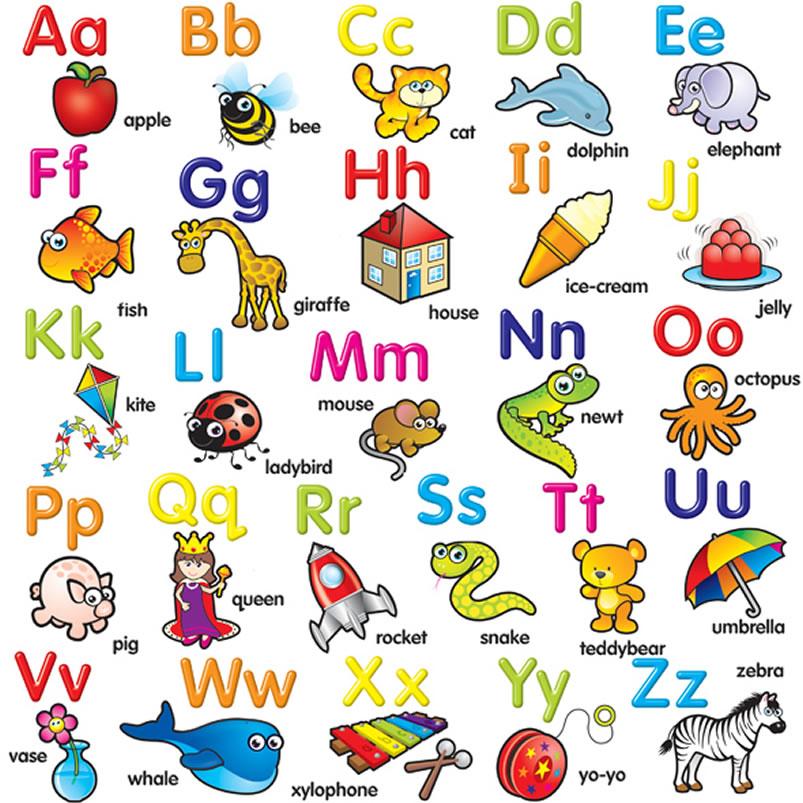 Лучшие игры для изучения английского алфавита - 🇬🇧 Английский Язык