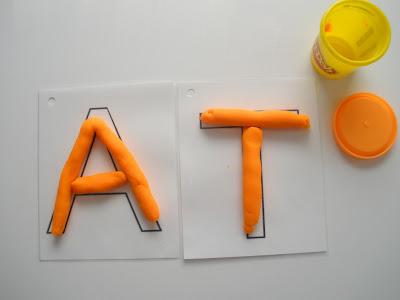 Алфавитные пазлы