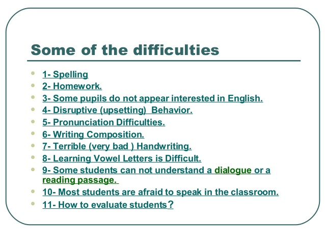 Главные проблемы изучения английского языка - 🇬🇧 Английский Язык