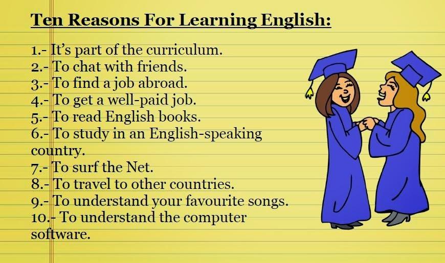 Английский – язык международного общения.