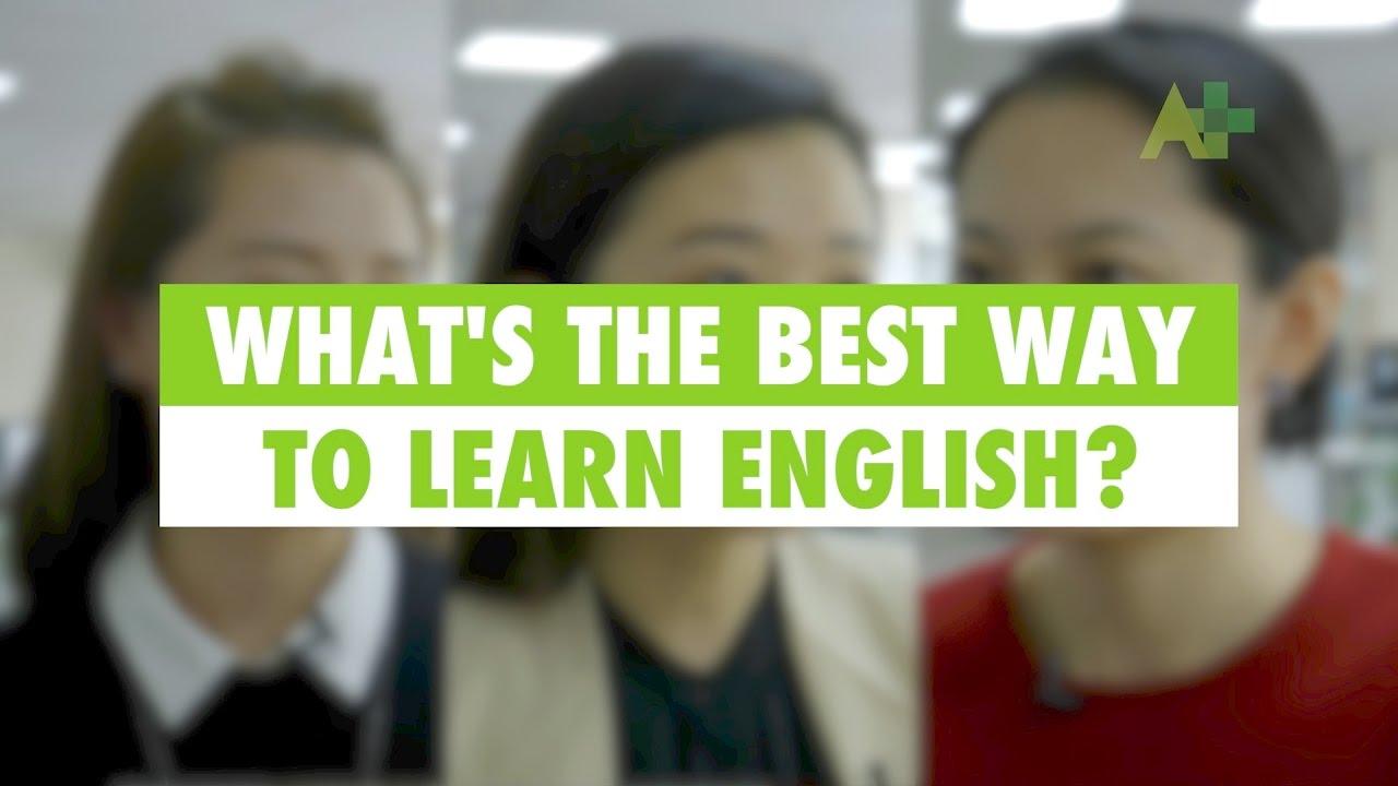как лучше изучать английский