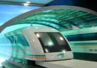 Maglev Trains - Поезда на магнитной подушке