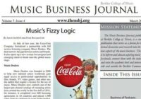 Music Business Journal - Журнал