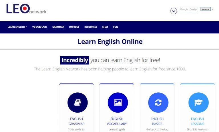 английский обучение сайты блоги