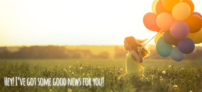 хорошие новости на английском языке