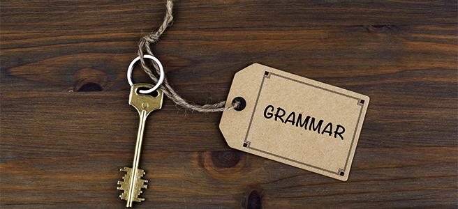 грамматика английского
