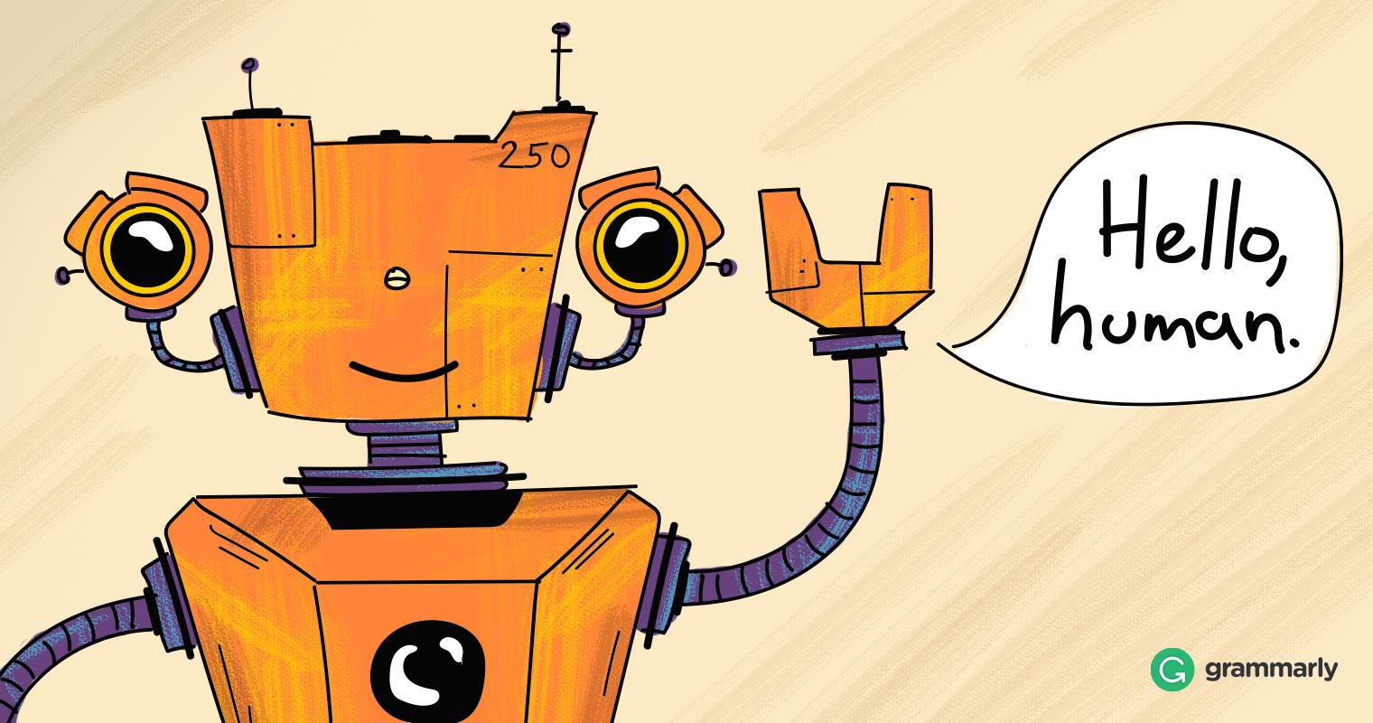 Грамматические роботы