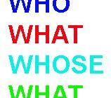 вопрос к подлежащему в английском