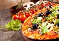 Пицца - уличная забегаловка
