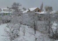 The first snow - О зиме и первом снеге