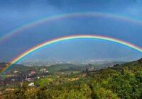 Why does rainbow appear - Почему появляется радуга?