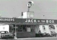 Джек в коробке - гамбургер