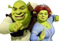 Shrek is a green Ogre who married a Princess - Шрек: зеленый орк, женившийся на прицессе