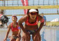 Beach volleyball - Пляжный волейбол