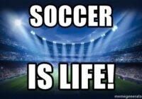 Soccer is life - Футбол это жизнь