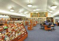 Library - Библиотека