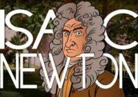 Isaac Newton - Исаак Ньютон