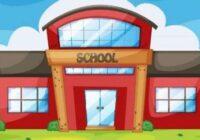здание школы - Школа