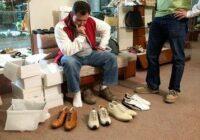 Обувь - Размер обуви