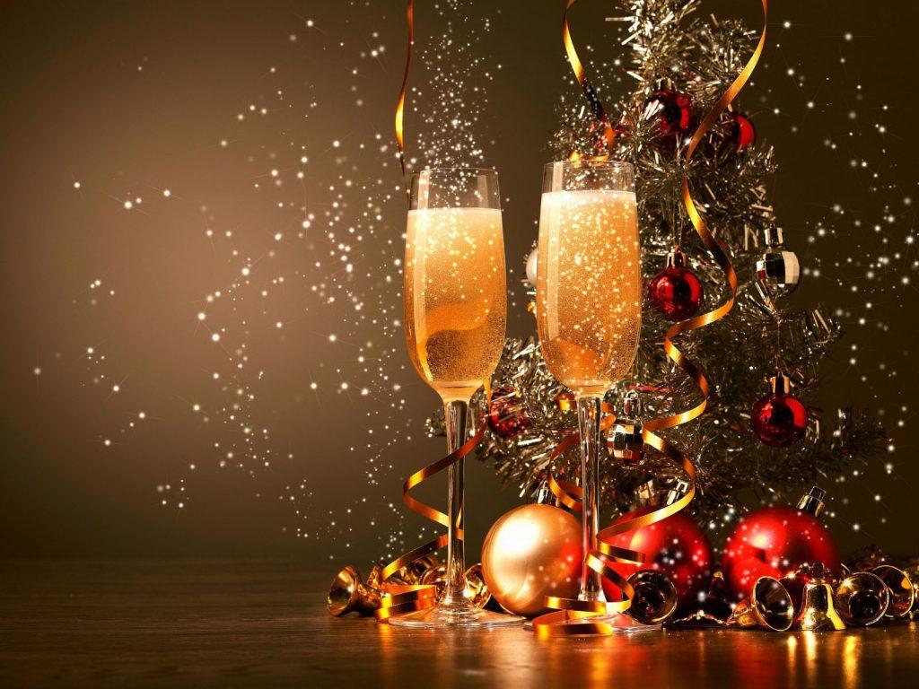Новогодняя ночь - Новый год