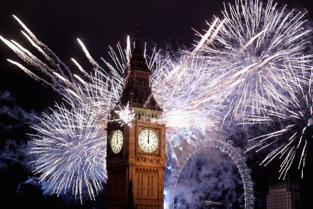 Новый год на разных континентах - 🇬🇧 Английский Язык