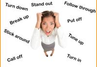 Хочу выучить фразовые глаголы, но с чего начать?
