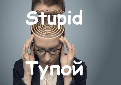 Stupid Tupoj